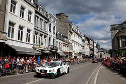 #8 Bentley Team M-Sport Bentley Continental GT3 : Maximilian Buhk, Andy Soucek, Maxime Soulet