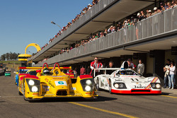 Porsche RS Spyder y Porsche 936