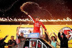 Vencedor Christopher Bell, Kyle Busch Motorsports Toyota