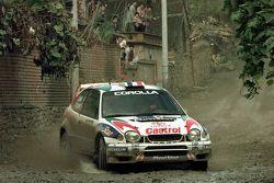 ディディエ・オリオール:Toyota Corolla WRC, Toyota Team Europe