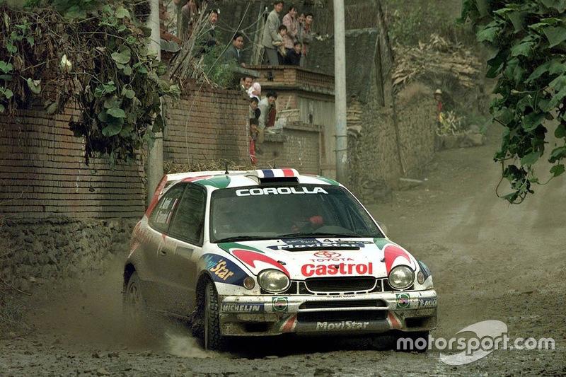 Toyota Corolla WRC (1997-1999)