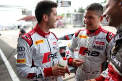 Mike Rockenfeller and Christopher Mies