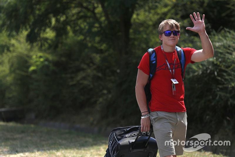 Маттхев Паррі, Koiranen GP