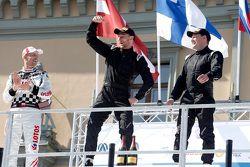 Алексей Лукьянюк и Алексей Арнаутов - победители Ралли Эстония