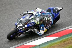 #7 Yamaha: Broc Parkes, Ivan Silva, Sheridan Morais