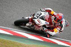 #634 Honda: Takumi Takahashi, Michael van der Mark, Casey Stoner