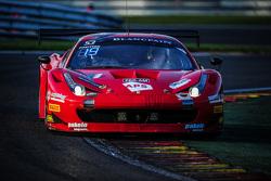 #53 AF Corse Ferrari 458 Italia: Piergiuseppe Perazzini, Enzo Potolicchio, Marco Cioci, Michele Rugo