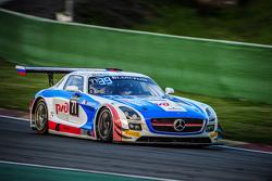 #71 GT Russian Team Mercedes SLS AMG GT3: Alexey Vasilyev, Marko Asmer, Alon Day, Lewis Plato