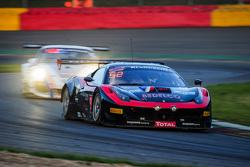 #90 Duqueine Engineering Ferrari 458 Italia: Gilles Duqueine, Romain Brandela, Bernard Delhez, Eric Clément