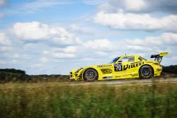#70 GT Russian Team Mercedes SLS AMG GT3: Alexei Karachev, Christophe Bouchut
