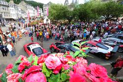 Cars at Spa