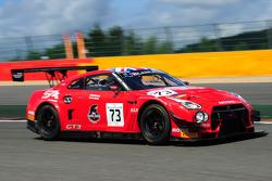 #73 MRS GT Racing Nissan GT-R Nismo GT3: Sean Walkinshaw, Craig Dolby, Martin Plowman
