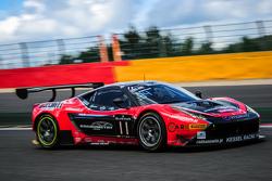 #11 Kessel Racing Ferrari 458 Italia: Michael Broniszewski, Alessandro Bonacini, Michael Lyons, Andr