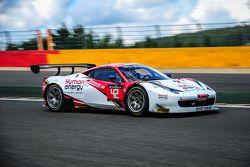 #42 Sport Garage Ferrari 458 Italia : Christophe Hamon, Tony Samon, Luc Paillard
