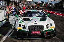 #7 Bentley Team M-Sport Bentley Continental GT3: Steven Kane, Guy Smith, Andy Meyrick