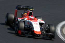 Фабио Ляймер, резервный пилот Manor F1 Team
