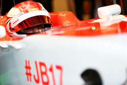 Fabio Leimer, Manor F1 Team Test and Reserve Driver