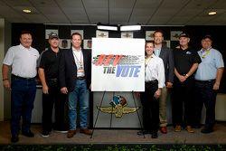 The Race Team Alliance announce Rev the Vote