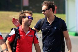 Андре Негран, Arden International и Натанаэль Бертон, Team Lazarus