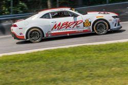 #80 Mantella Autosport Chevrolet Camaro Z/28.R: Martin Barkey, Kyle Marcelli