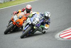 #21 Yamaha: Katsuyuki Nakasuga, Pol Espargaro, Bradley Smith