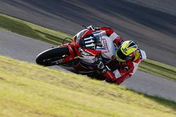 #111 Honda: Julien da Costa, Sébastien Gimbert, Freddy Foray
