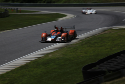 #11 RSR Racing Oreca FLM09 Chevrolet: Chris Cumming, Bruno Junqueira