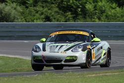 #19 RS1 Porsche Cayman: Connor Bloum, Greg Strelzoff