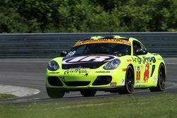 #88 Rebel Rock Racing Porsche Cayman: Nate Norenberg, Ramin Abdolvahabi