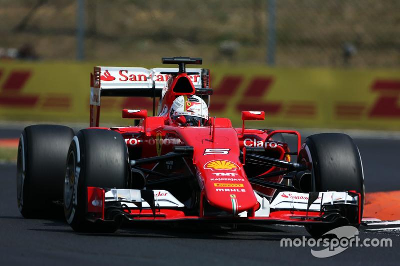 Sebastian Vettel - 21 grandes premios