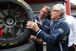 Comprobación de los neumáticos Pirelli