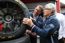 Checking Pirelli tires