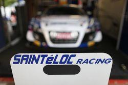 Área de equipo Saintéloc Racing