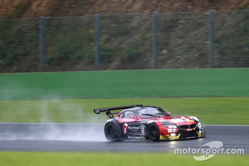 #12 TDS Racing BMW Z4: Eric Dermont, Henry Hassid, Franck Perera, Mathias Beche