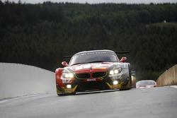 #12 TDS Racing BMW Z4: Eric Dermont, Henry Hassid, Franck Perera, Mathias Beche