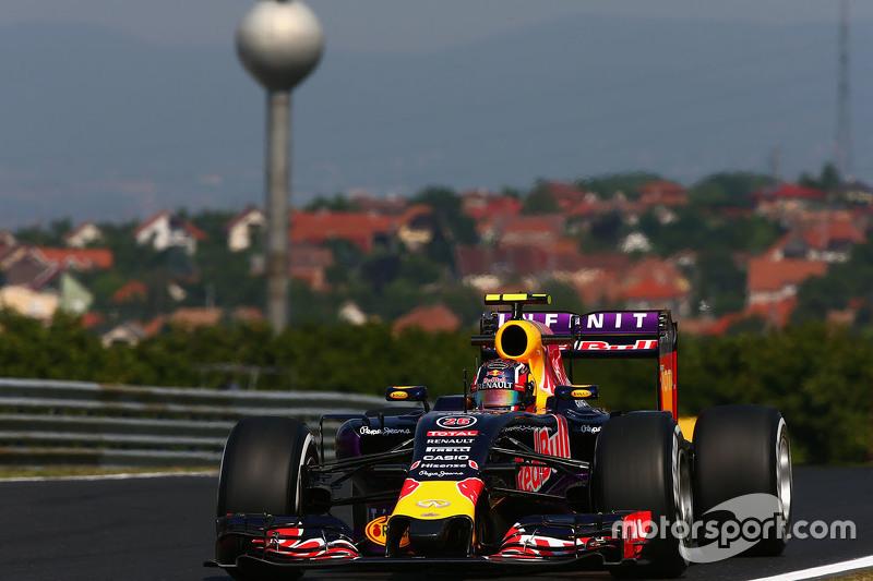 #5: Daniil Kvyat, GP de Hungría 2015