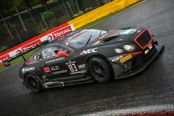 #83 Bentley Team HTP Bentley Continental GT3 : Max van Splunteren, Fabian Hamprecht, Louis Machiels