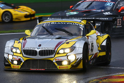 #45 Marc VDS Racing Team BMW Z4 : Maxime Martin, Augusto Farfus, Dirk Werner