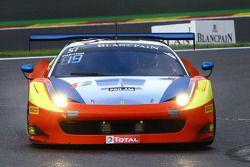 #51 AF Corse Ferrari 458 Italia : Duncan Cameron, Matthew Griffin, Davide Rigon, Francisco Guedes