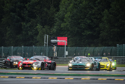 #12 TDS Racing BMW Z4 : Eric Dermont, Henry Hassid, Franck Perera, Mathias Beche
