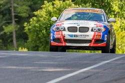 #21 Burton Racing BMW 128i: John Edwards, Bill Auberlen