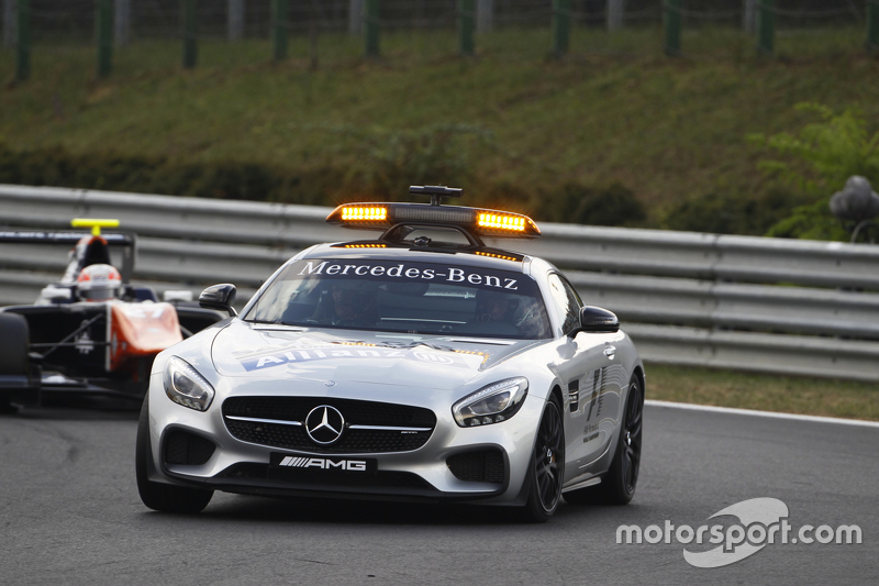Safety car is deployed