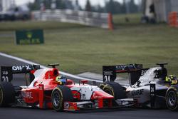 André Negrao, Arden International & Nick Yelloly, Hilmer Motorsport