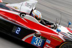 ORECA FLM09 команды Performance Tech Motorsports: Конор Дэли, Джеймс Френч