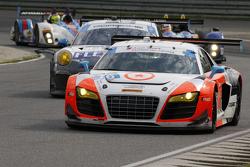 #76 Compass 360 Racing Audi R8 LMS : Ray Mason, Pierre Kleinubing