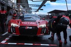 #1 Belgian Audi Club Team WRT Audi R8 LMS : Laurens Vanthoor, René Rast, Markus Winkelhock