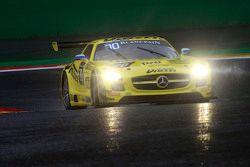 #70 GT Russian Team Mercedes SLS AMG GT3 : Alexei Karachev, Christophe Bouchut