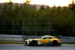 #77 BMW Sports Trophy Team Brasil BMW Z4: Sergio Jimenez, Felipe Fraga, Caca Bueno