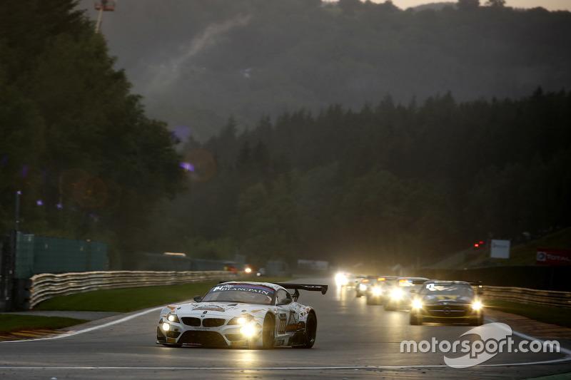 #888 Triple Eight Racing BMW Z4: Joe Osborne, Lee Mowle, Ryan Ratcliffe, Dirk Müller