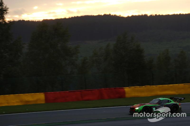 #78 Team Russia BMW Z4: Leonid Matchitski, Phil Keen, Jon Minshaw, Jonathan Cocker
